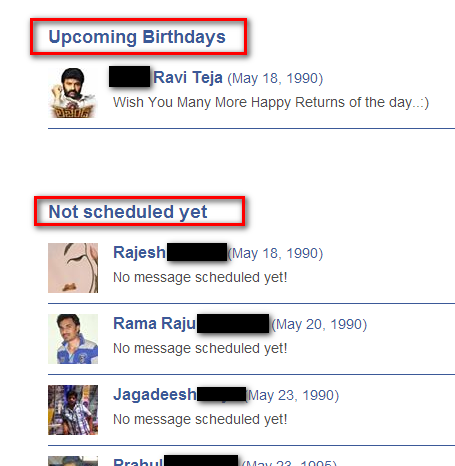 Automatically Post Birthday Wishes Friend Facebook Wall Timeline Techisher Category Png 455x466 For