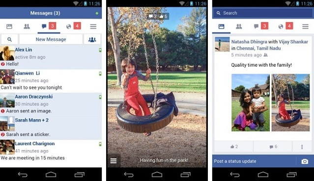 Facebook Launched Lite App For Android Download Apk
